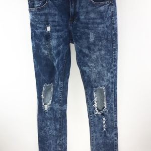 VIP Jeans Size 13 Distressed Jeans